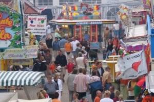 Strand- und Hafenfest Bensersiel