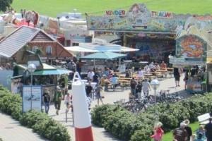 Dorffest Bensersiel