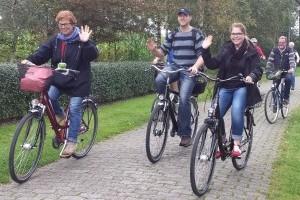 Fahrradwoche Bensersiel