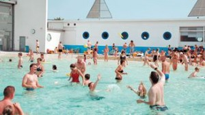 Meerwasser-Freibad