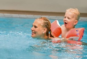 Kinderschwimmen Nordseetherme