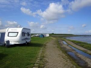 Camping am Nordseestrand
