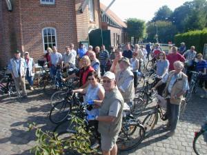 Fahrradtour Esens