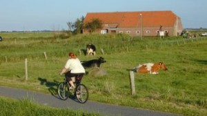 Radfahren in Bensersiel