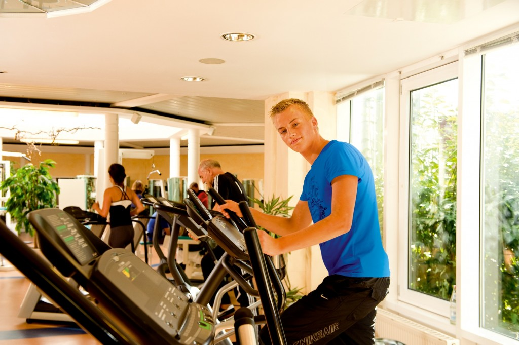 Fitness-Center Nordseetherme
