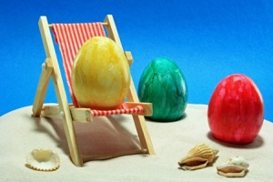 Ostern in Bensersiel