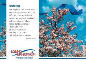 Frühling laesst sein blaues Band