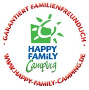Happy Family Camping Nordsee