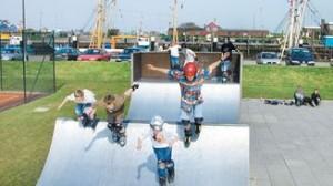 Skateranlage Bensersiel