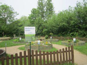 Wattenhuss-Garten Ansicht