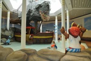 Kinderabenteuer Becken Nordseetherme Bensersiel