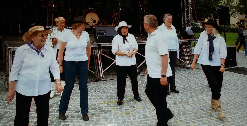 Line Dance Bensersiel
