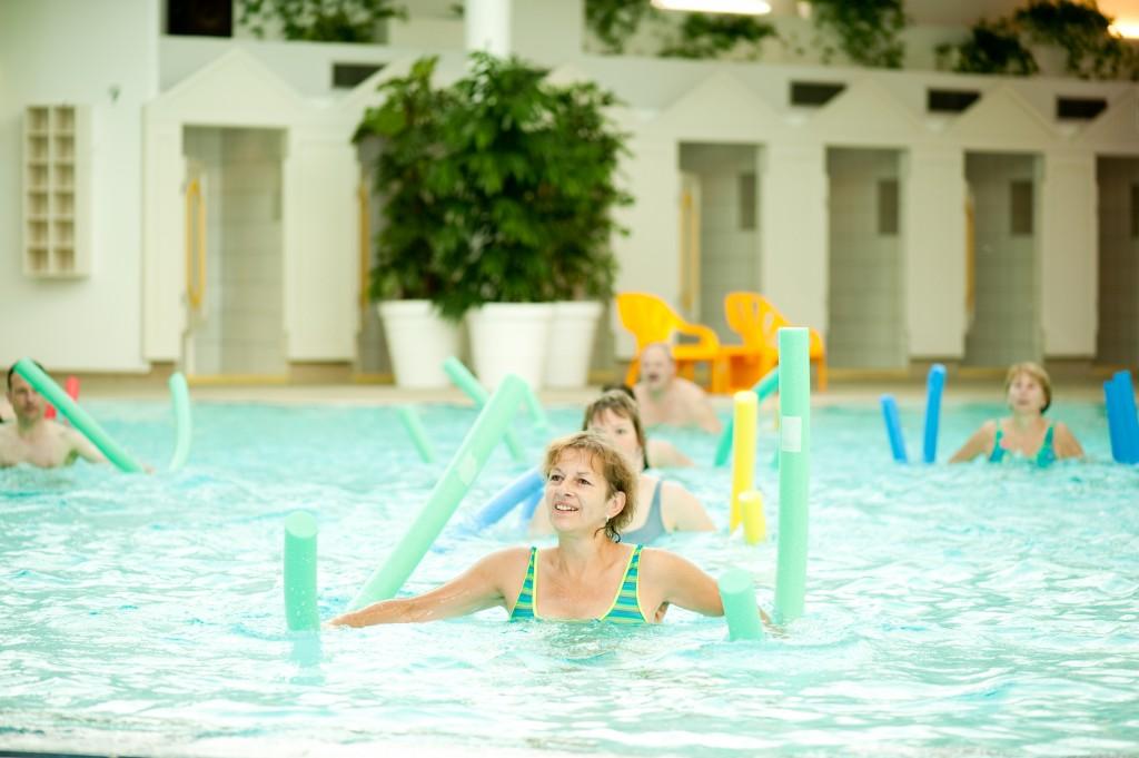 Wassergymnastik Bensersiel