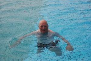 Seniorenschwimmen Bensersiel