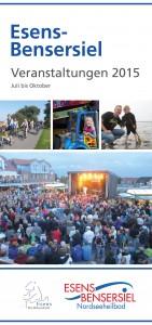 Veranstaltungen Esens-Bensersiel 2-2015