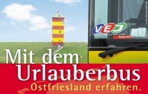 Urlauberbus Ostfriesland