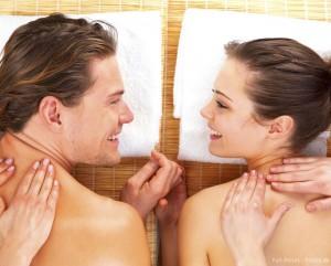 Paar Massage Nordseetherme