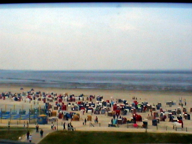 Webcam Strand Bensersiel