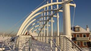 Winter an der niedersächsischen Nordsee