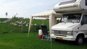 Wohnmobil Nordsee