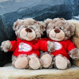 Benni Bärenstark Teddy