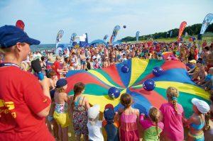 DLRG Strandfest Bensersiel