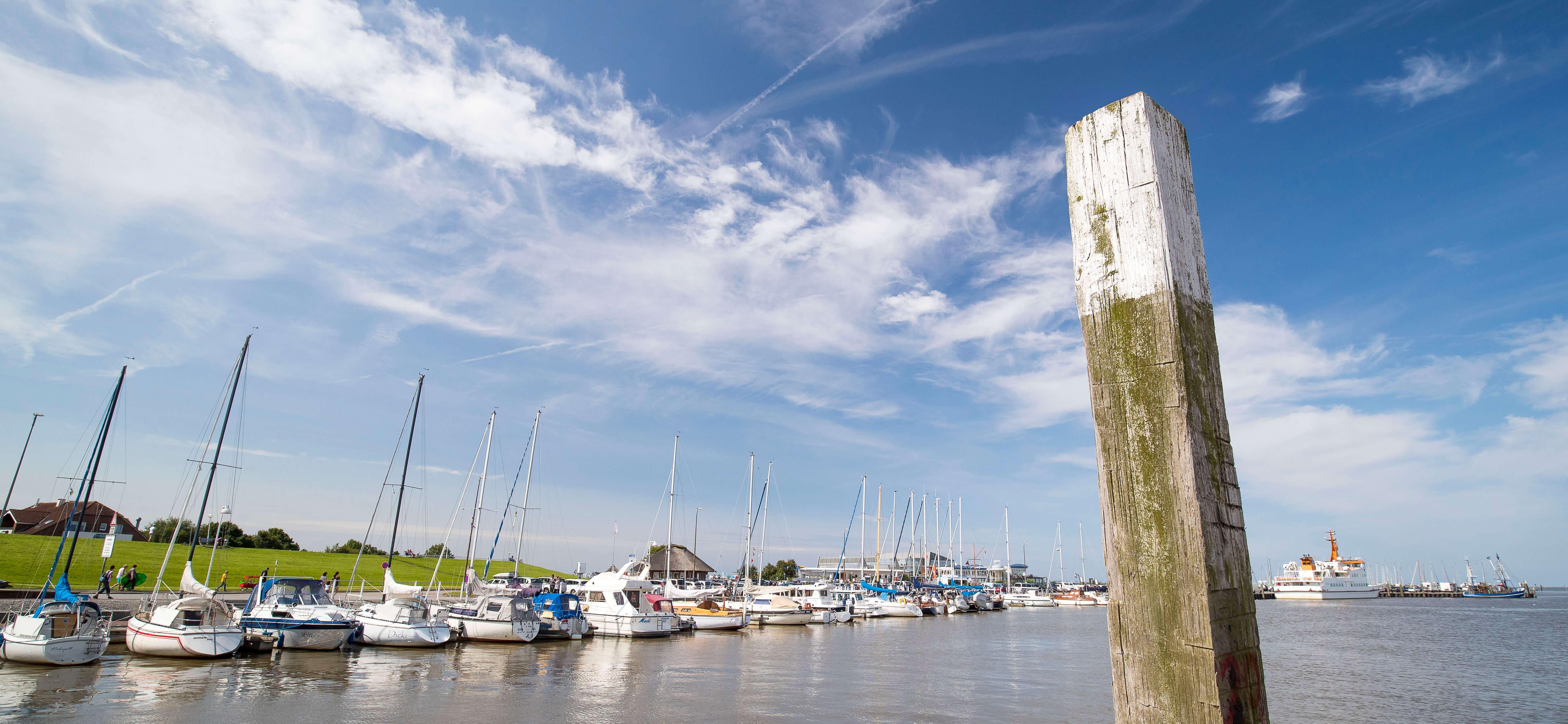 Hafen Nordseeheilbad Bensersiel