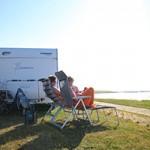 Camping mit dem Wohnmobil in Bensersiel
