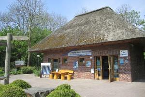 Wattenhuus in Bensersiel